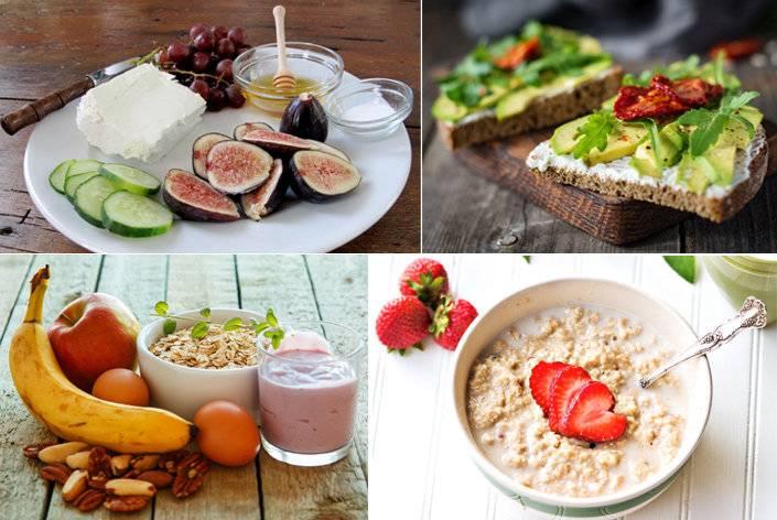 Здоровое питание: полезные полдники для малышей