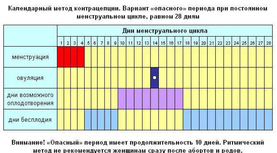 Как рассчитать день овуляции: признаки и методы определения