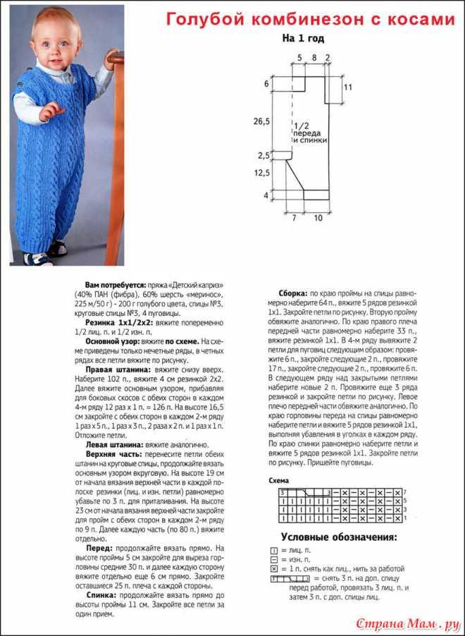 Вязание комбинезона: пошаговая инструкция пошива лучших моделей для новорожденных (110 фото и видео)