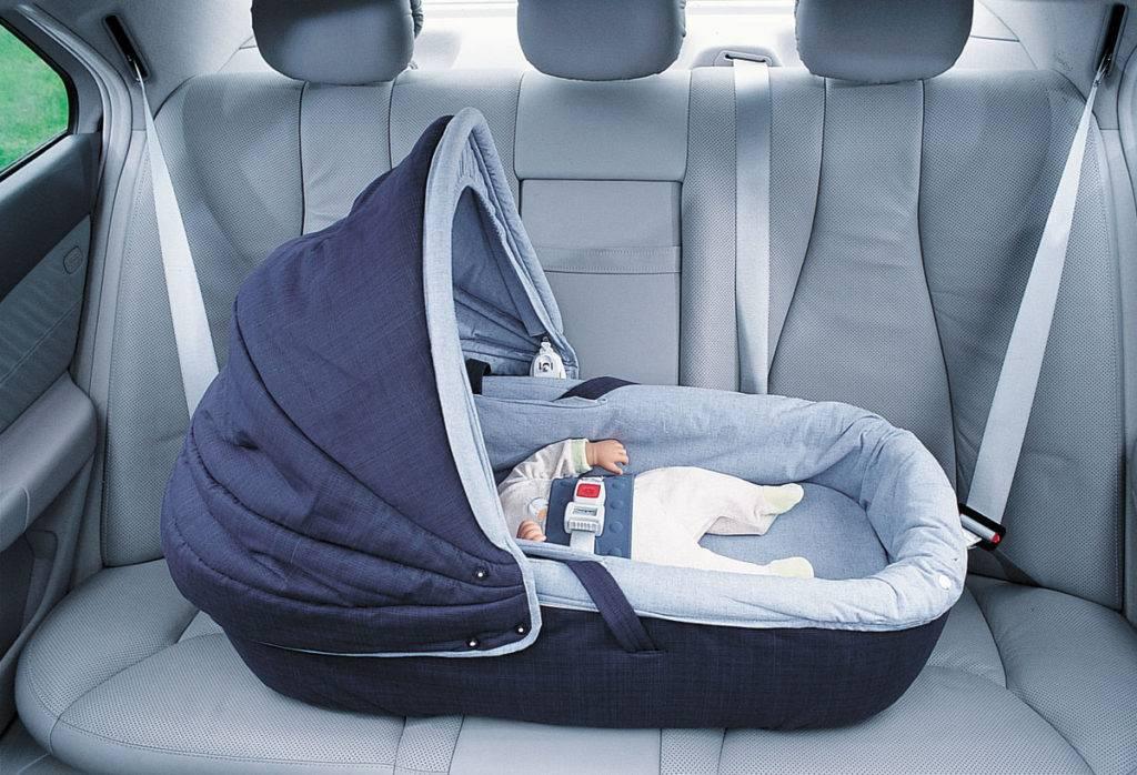 ᐉ можно ли новорожденного перевозить в люльке от коляски. mainurist.ru