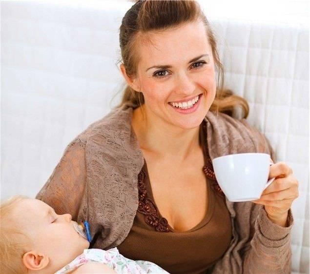 Какао, чай и кофе при гв грудном вскармливании