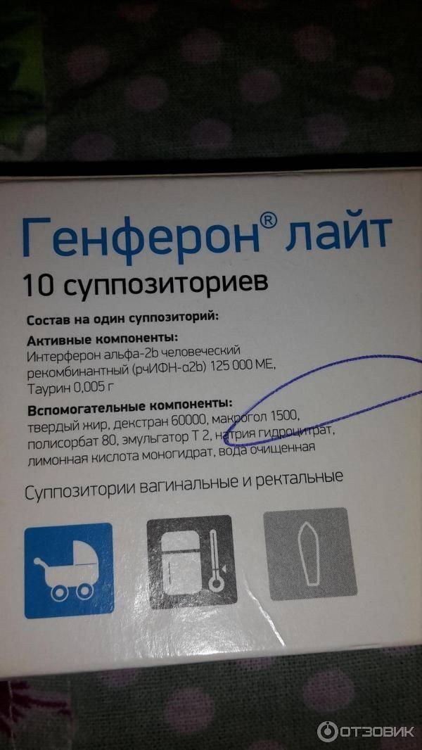 Свечи генферон: инструкция по применению, цена и отзывы. использование при беременности - medside.ru