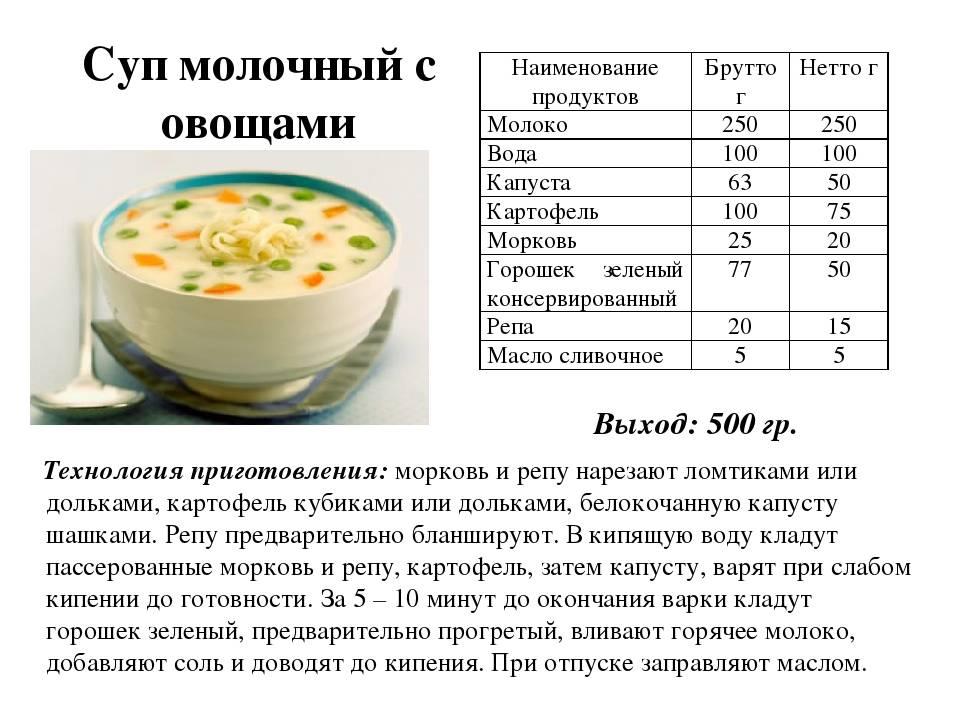 Когда детям можно давать суп? суп-пюре для детей. молочный суп с вермишелью для ребенка