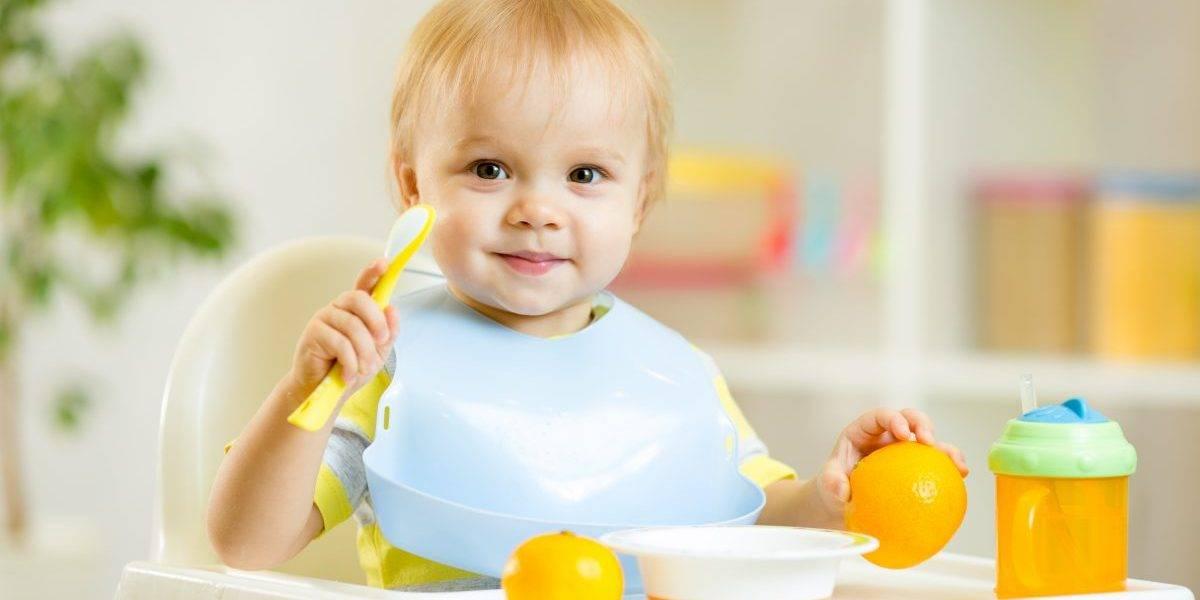 Сколько должен весить ребенок в 10 месяцев