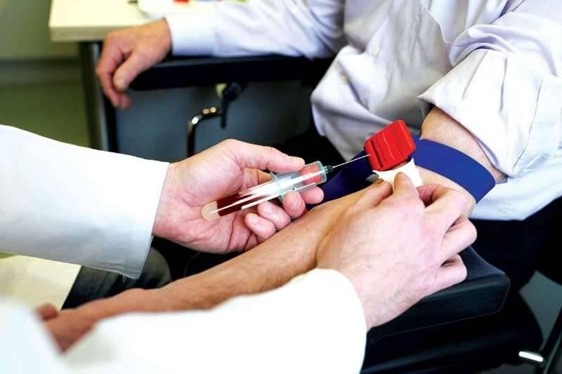 Взятие анализа крови из вены