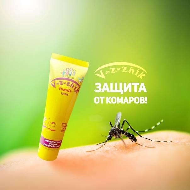 Топ-10 лучших средств после укусов комаров – рейтинг 2020 года