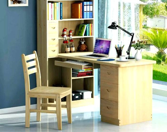 Какой письменный стол выбрать для школьника: размеры, конфигурация и материал