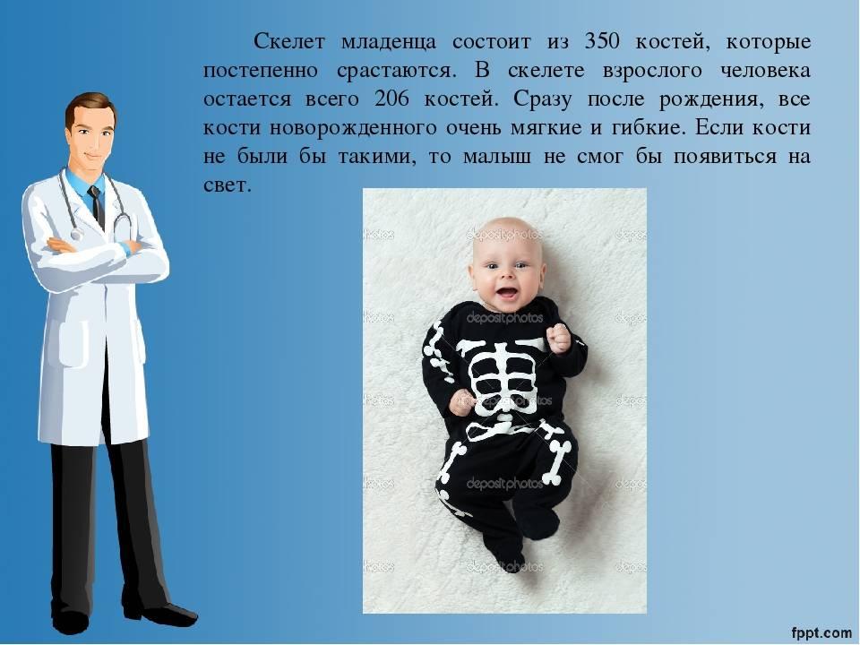 Анатомо-физиологические особенности костной ткани [1981 бисярина в.п. - детские болезни с уходом за детьми и анатомо-физиологическими особенностями детского возраста]