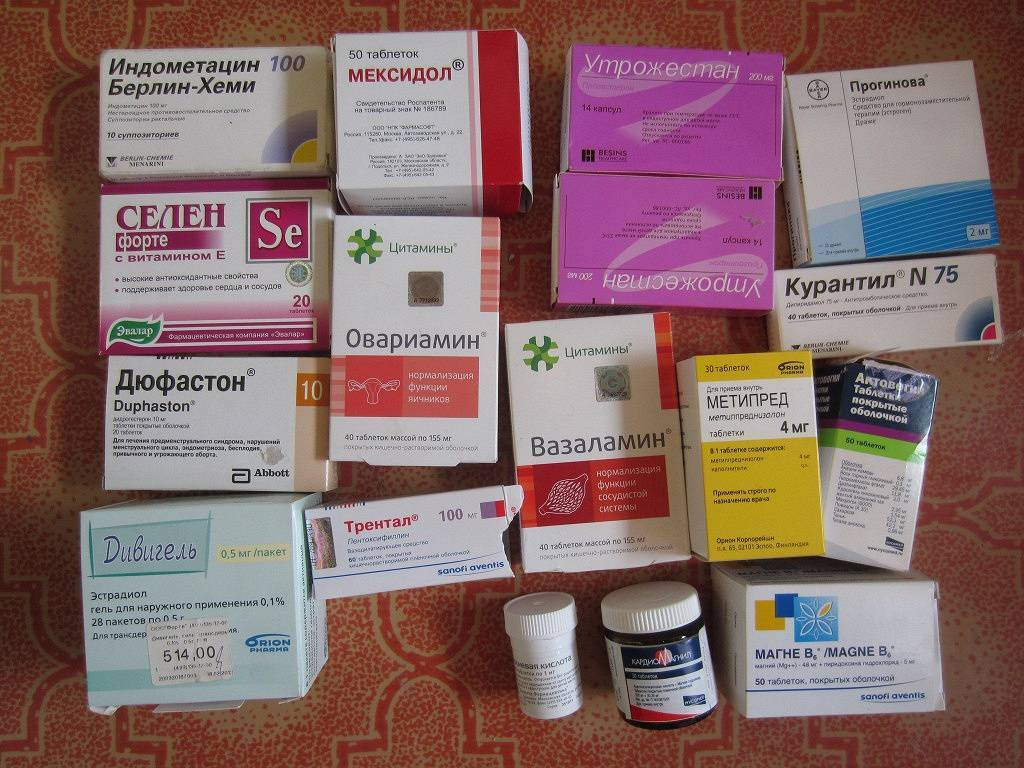 Лекарства от коронавируса и беременность