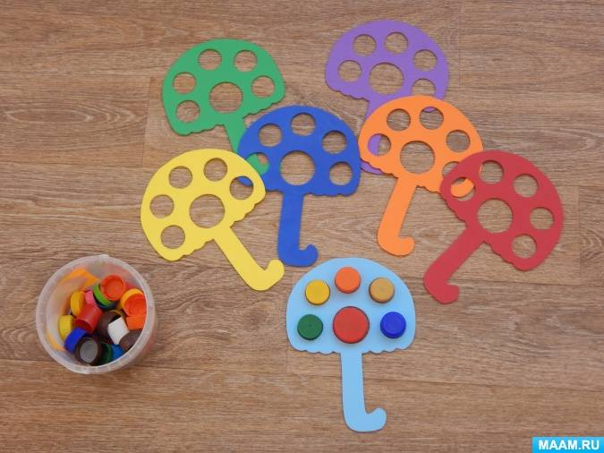 Поделки с детьми 2 3 лет – развиваем творческую активность малыша