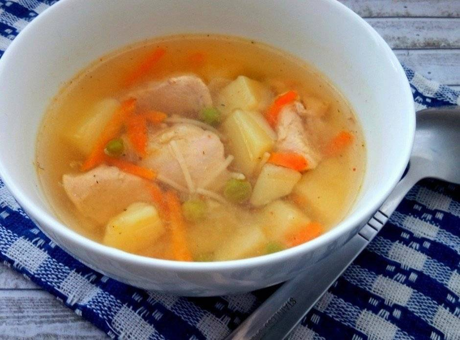 С какого возраста можно давать ребенку вермишель и как сварить суп с ней?