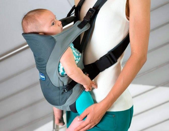 Можно ли новорожденного носить в кенгуру
