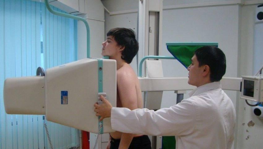 Как часто можно делать рентген легких без вреда