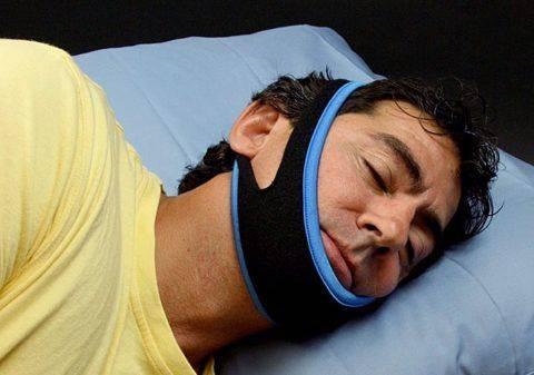 Апноэ сна - остановки дыхания во время сна