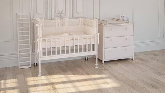 Лучшие детские кроватки с маятником - рейтинг 2021