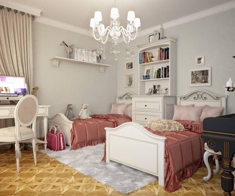Детская в стиле прованс - дизайн и оформление комнаты для девочки и мальчика, планировка, зонирование + фото детская в стиле прованс - дизайн и оформление комнаты для девочки и мальчика, планировка, зонирование + фото