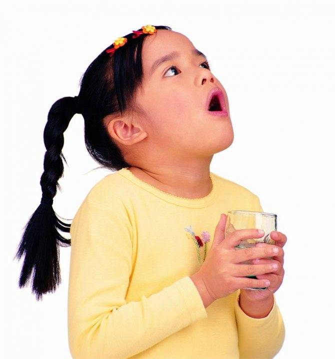 У ребенка осипло горло: как лечить в домашних условиях?