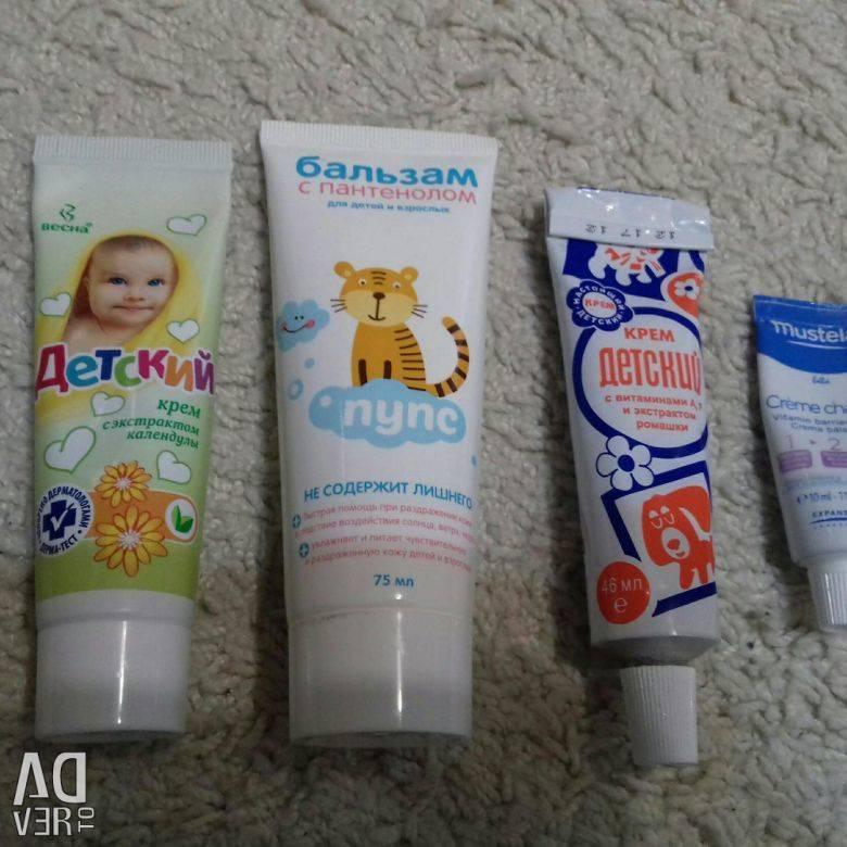 Детский крем: состав и рейтинг лучших средств по уходу за кожей малыша