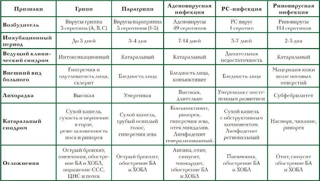 Парвовирусная инфекция (инфекционная эритема)