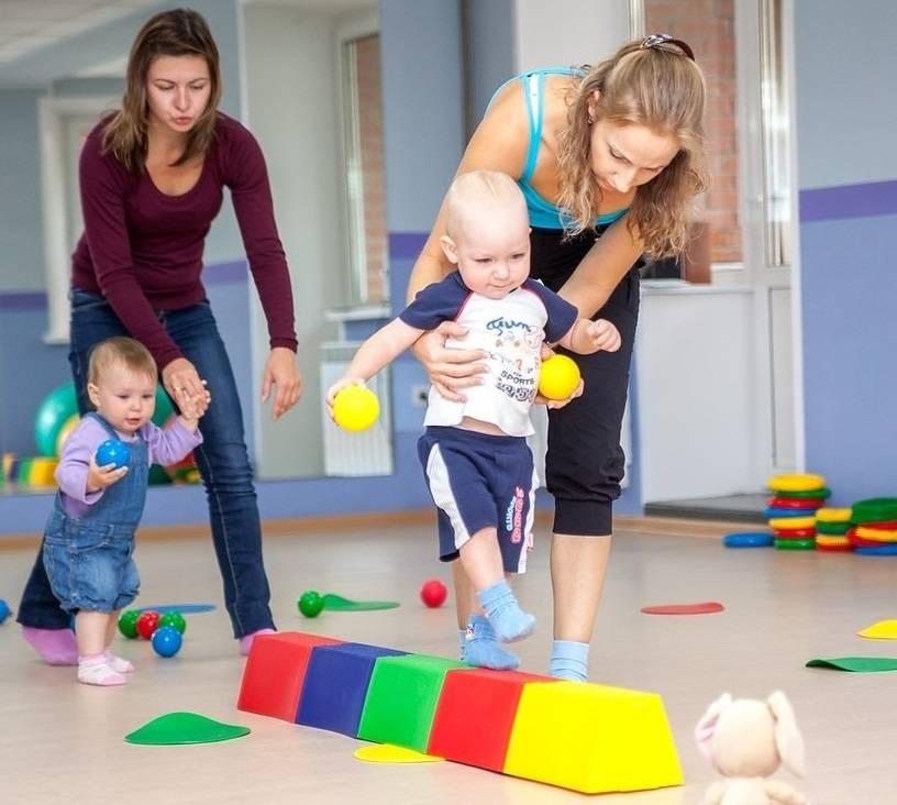 Развивающие игры и занятия для детей от 1 года до 1 года 3 месяцев (подробный план— конспект)