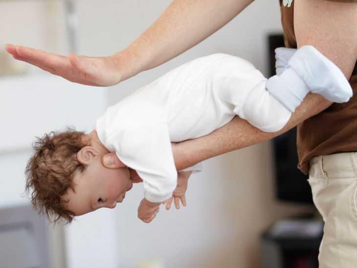Увеличенные миндалины у ребенка