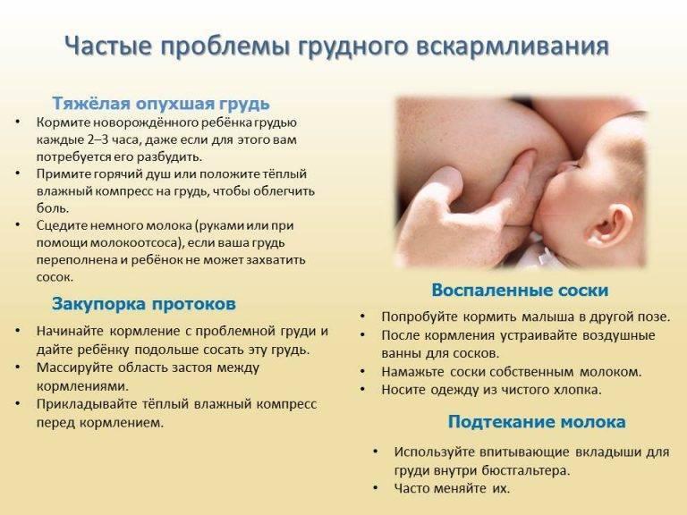 Причины боли и кожных изменений соска и околососковой области