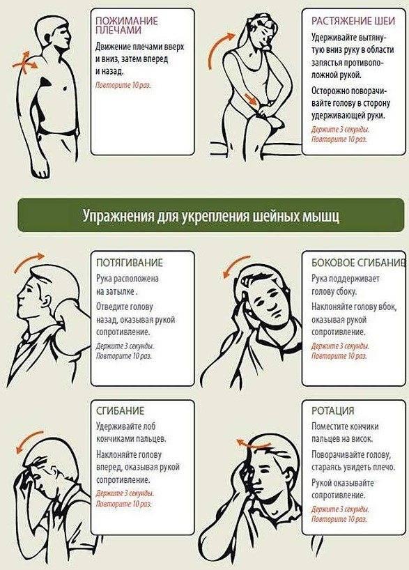 Болит шея с правой стороны: причины, симптомы, лечение и профилактика