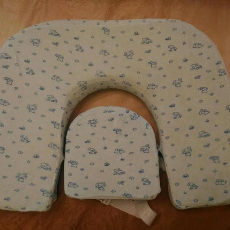 Подушка для кормления грудного малыша: как правильно пользоваться и какую выбрать
