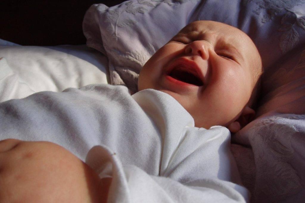 Детская истерика: 8 уважительных причин, почему малыш плачет - parents.ru
