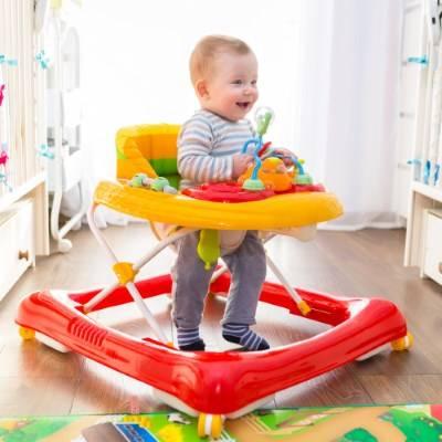 Ходунки для детей - советы по выбору для правильного и своевременного развития (75 фото)