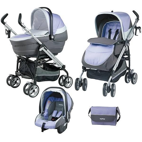 Как выбрать детскую коляску для новорожденного: полезные советы