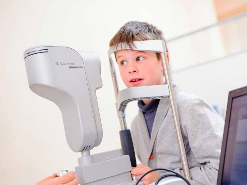 Анизометропия — сага-оптика