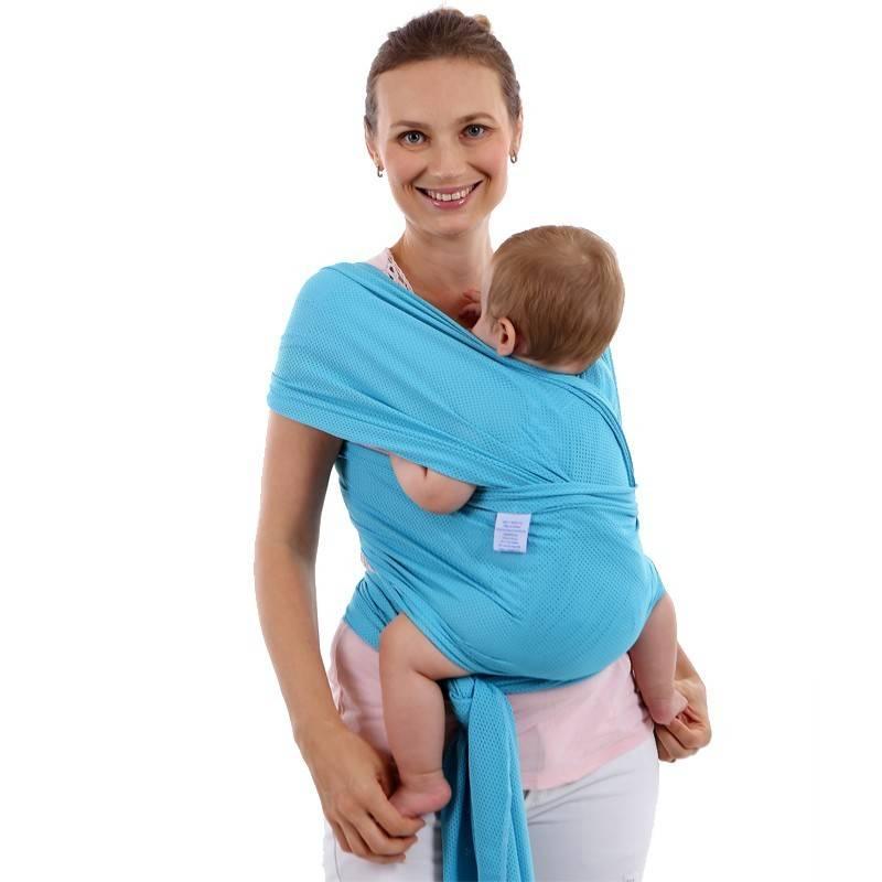 6 лучших слингов для мам и малышей