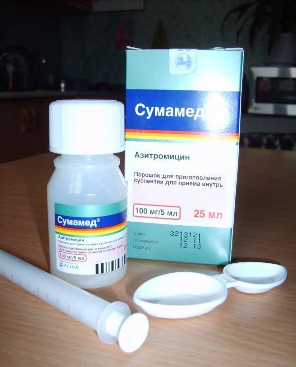 Антибиотики при тонзиллите : инструкция по применению | компетентно о здоровье на ilive