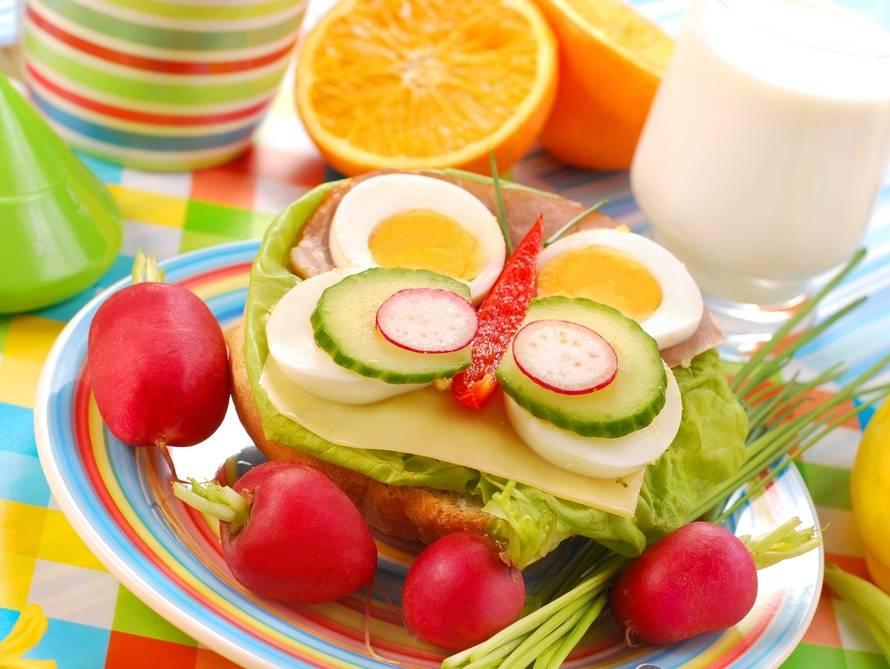 Завтраки для детей: быстрые, вкусные и полезные рецепты