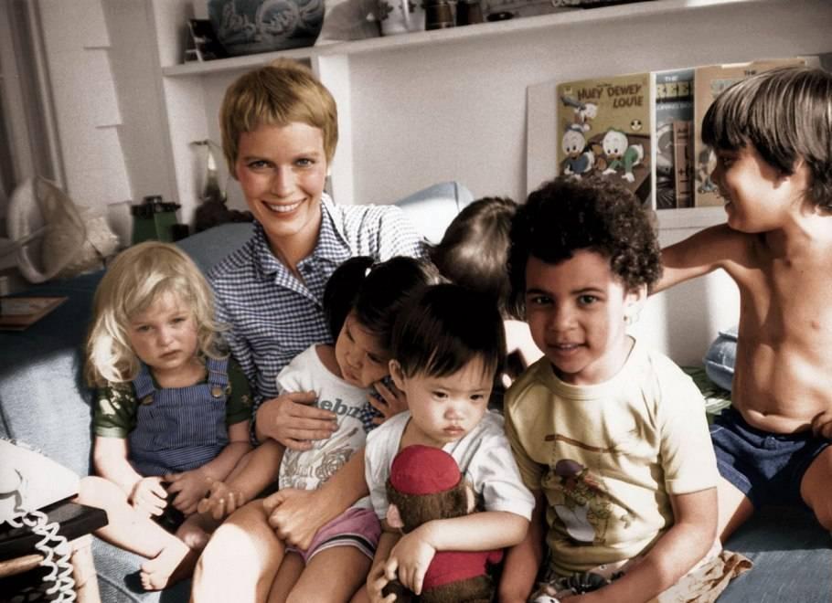Многодетные мамы - звезды спорта, искусства и политики   милосердие.ru