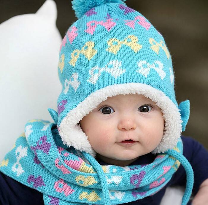 Какой размер шапки выбрать новорожденному ребенку?