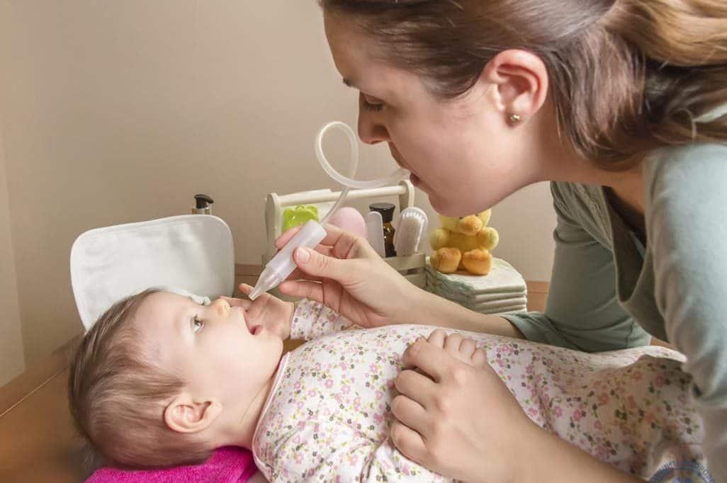 Раствор для промывания носа детям