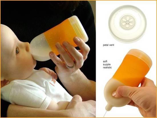 Как и когда отучать ребенка от бутылочки