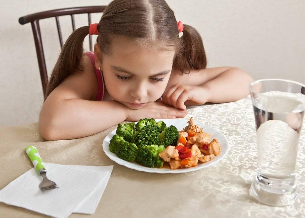 Ребенок плохо ест. 5 причин отсутствия аппетита у детей