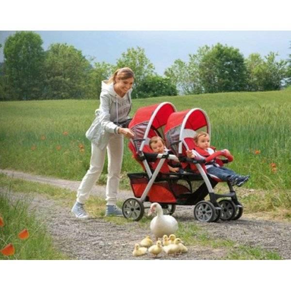 Детские коляски для весны: люлька, прогулка, трансформер?