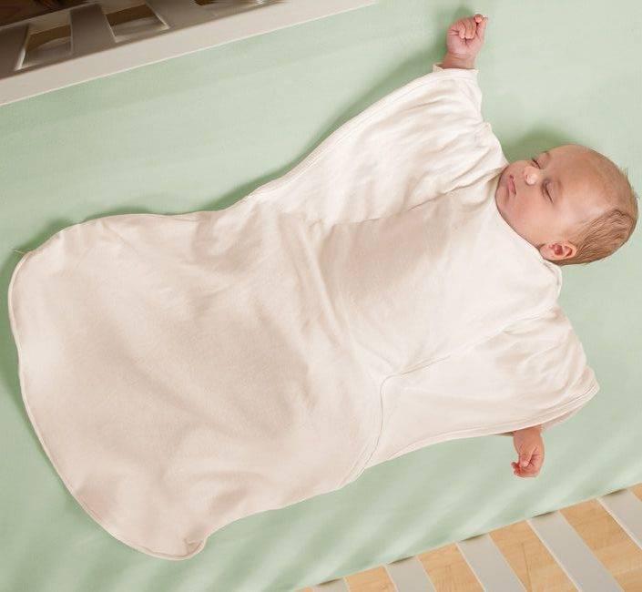 Рабочие методы отучения малыша от пеленания