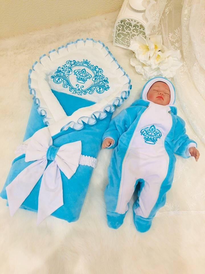 В чем выписывать новорожденного ребенка из роддома зимой: что одеть, вещи под конверт
