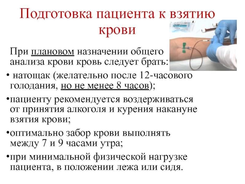 Анализ на определение группы крови. почему важно знать свою группу крови