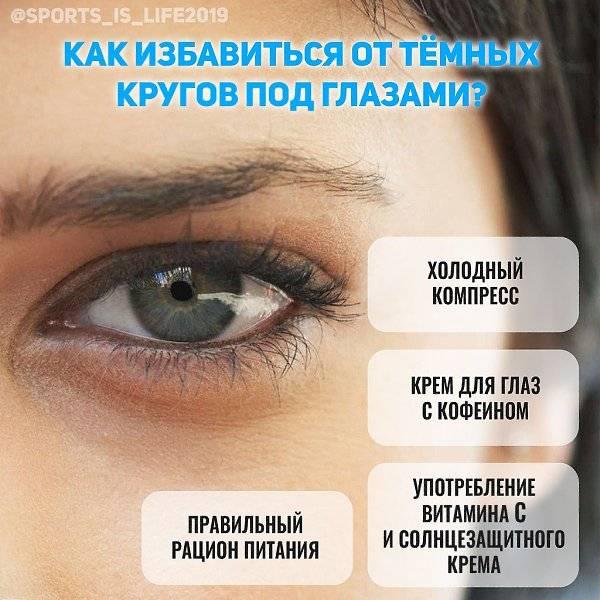 Темные круги под глазами у ребенка: причины синих, фиолетовых, черных пятен
