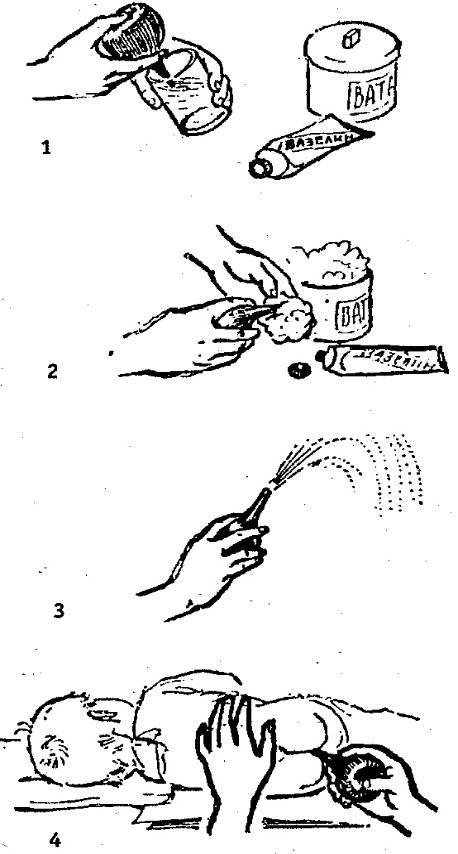 Соскоб с кожи