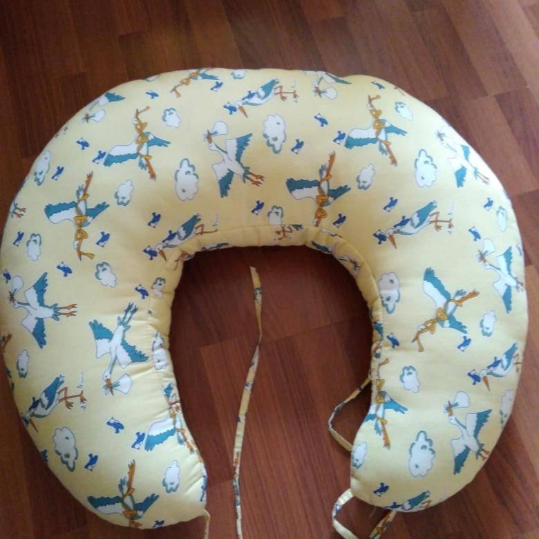 Подушки для беременных и удобного кормления грудного ребенка