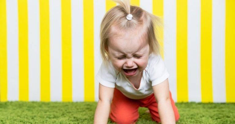 Если ребенок плаксивый -советы психолога -информация для родителей