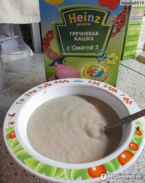 Каши для первого прикорма: особенности и приготовление для детей до года