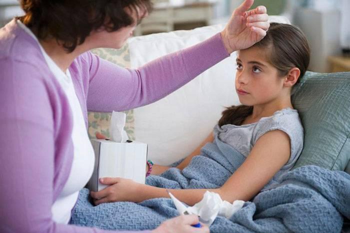 Орендоктор. причины субфибрильной температуры у детей и способы ее лечения!